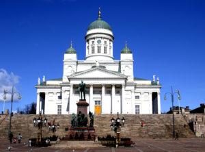 Helsingin tuomiokirkon kuva